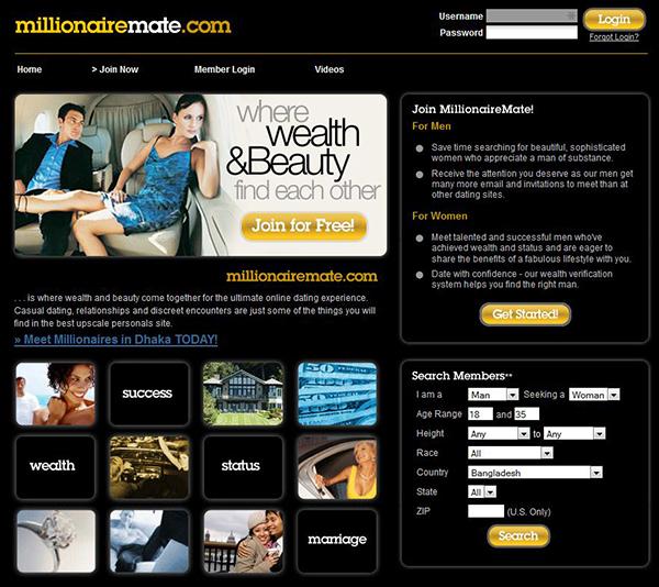 MillionaireMate.com Review
