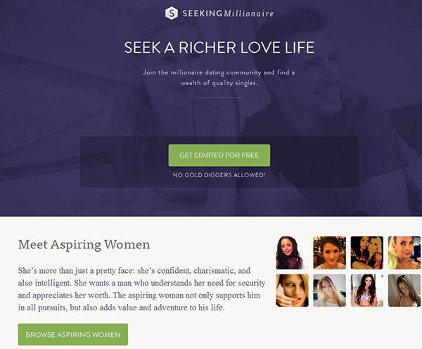 SeekingMillionaire.com Review