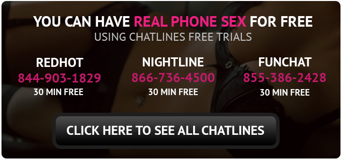 Chat line phone personals