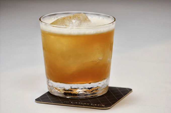 the-gold-rush-cocktail