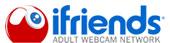 iFriends Webcams Logo